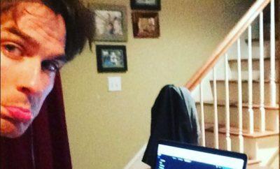 Vampire Diaries-Star Ian Somerhalder: Peinliche Instagram-Panne!