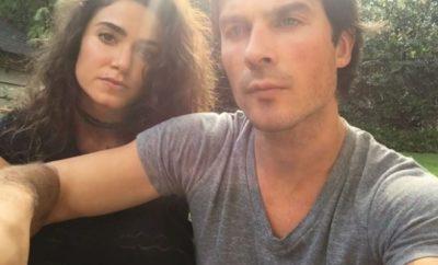 Vampire Diaries-Star Ian Somerhalder und Nikki Reed brechen ihr Schweigen!
