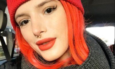 Bella Thorne: Oben Ohne-Bild lüftet neues Tattoo!