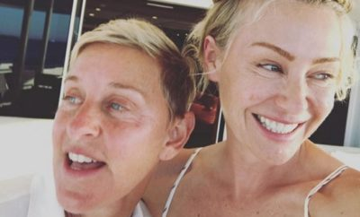 Ellen DeGeneres: Ehefrau Portia wurde sexuell belästigt!
