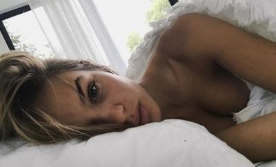 Josephine Skriver splitterfasernackt auf Instagram!