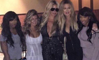 Khloe Kardashian: Schwangerschaft durch Oben Ohne-Fail bestätigt?