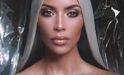 Kim Kardashian: Sexy Oben Ohne-Schuss hinter den Kulissen!
