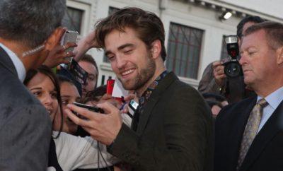 Robert Pattinson spricht über Beziehung mit Kristen Stewart.