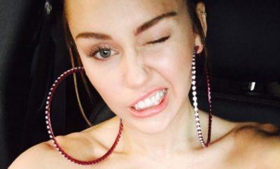 Miley Cyrus: Sexy Oben Ohne-Einblick auf Instagram