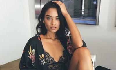 Shanina Shaik: Oben Ohne in sexy Wäsche!