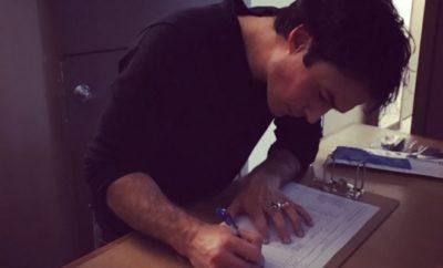 Vampire Diaries-Star Ian Somerhalder ist schockiert!