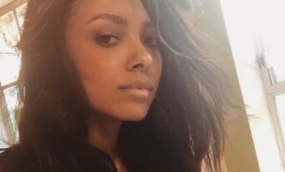 Vampire Diaries-Star Kat Graham: Sexy Oben Ohne-Shooting!