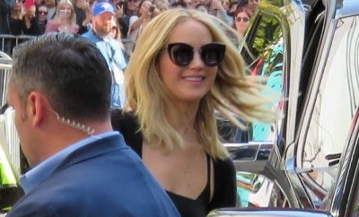 Brad Pitt: Dates mit Jennifer Lawrence?