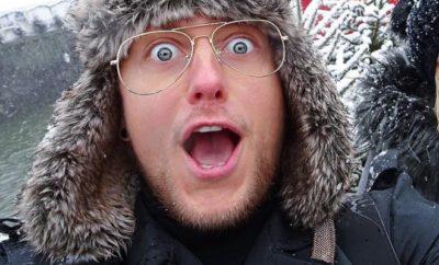 Köln 50667: Danny Liedtke oben ohne im Schnee!