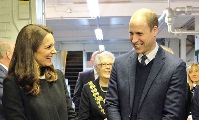 Kate Middleton: Sorge um ihr Baby!