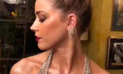 Amber Heard: Oben Ohne-Bild stiftet Verwirrung!