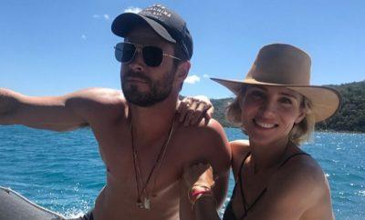 Chris Hemsworth: Eifersuchtsdrama wegen Angelina Jolie?