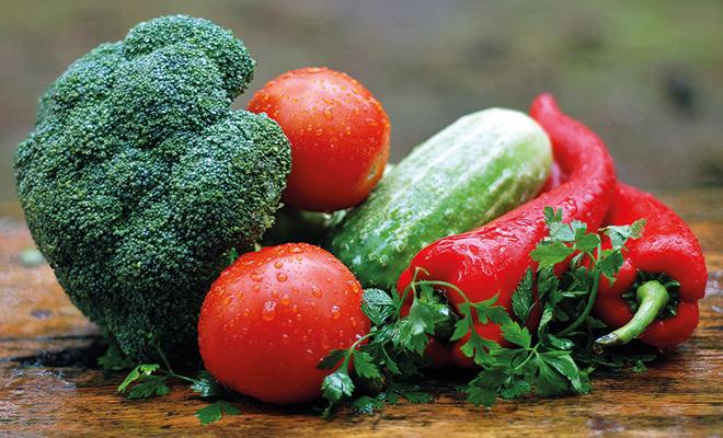 Je frischer, desto besser. Am besten kommt das Gemüse aus der Region oder aus dem eigenen Garten.