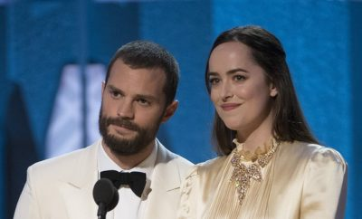Fifty Shades of Grey: Dakota Johnson erklärt Knistern mit Jamie Dornan!