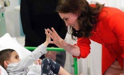 Kate Middleton bringt Opfer für den guten Zweck!