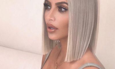 Kim Kardashian postet sexy Oben Ohne-Bild!