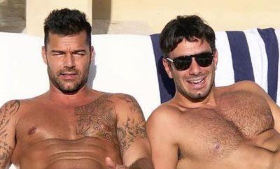 Ricky Martin haut Fans mit Nacktbild aus den Socken!