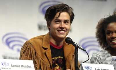 Riverdale-Star-Star Cole Sprouse: Skurriles Penis-Geschenk!
