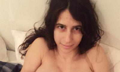Terry Richardson: Provokantes Nacktbild seiner Frau!