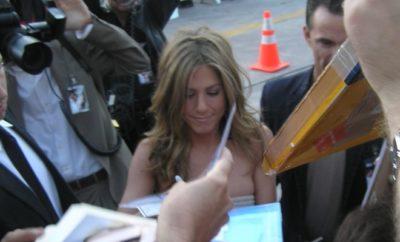 Brad Pitt: Fans dachten Jennifer Aniston sei lesbisch!