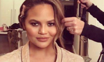 Chrissy Teigen: Kris Jenner randaliert unfreiwillig bei Superbowl-Party!