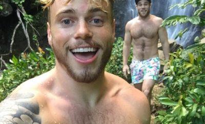 Gus Kenworthy schämt sich für Nacktbilder!