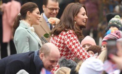 Kate Middleton: Peinliche Panne bei öffentlichem Auftritt!