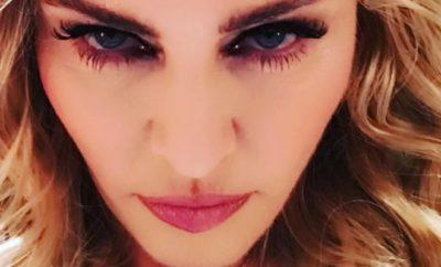 Madonna: Oben Ohne-Bild spaltet Fangemeinde!