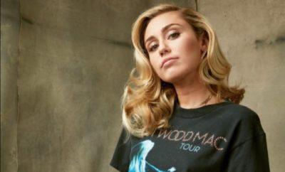 Miley Cyrus feiert Musik-Erfolg mit sexy Oben Ohne-Bildern!
