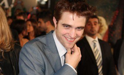 Robert Pattinson: Heißes Oben Ohne-Workout am Strand!