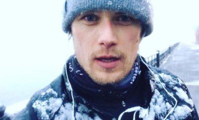 Steven Cree schockt Outlander-Fans mit Nachricht über Sam Heughan!