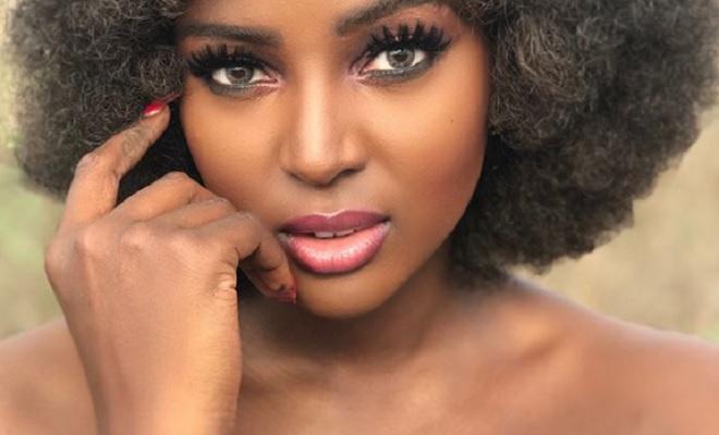 Amara La Negra Provoziert Sie Usher Mit Nackten Tatsachen