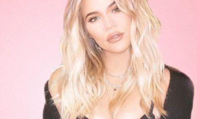Khloe Kardashian wirbt oben ohne für Schwangerschaftsmethode!