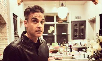 Robbie Williams: Geschmackloser Penis-Witz!