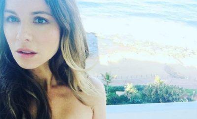 Kate Beckinsale: Skurrile Penis-Show auf Instagram!