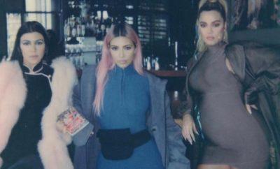 Kim Kardashian fürchtet Khloe flippt nach Nippel-Geständnis aus!