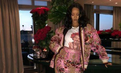 Rihanna: Cardi B will Sex mit ihr und Chrissy Teigen!
