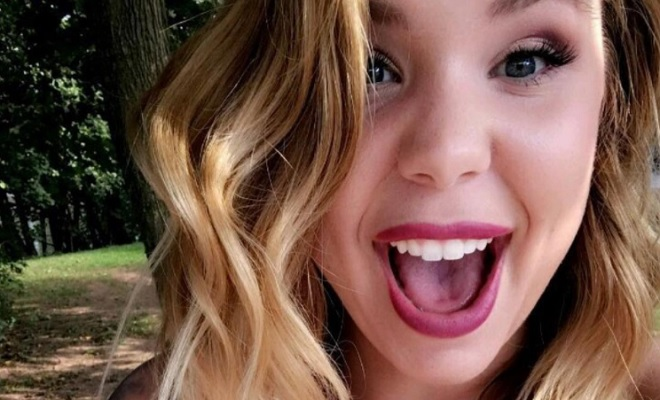 Teen Mom-Star Kailyn Lowry: Hate-Welle für nackte Tatsachen!