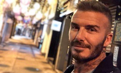 David Beckham schockiert mit Ekel-Foto!