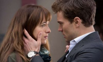Fifty Shades of Grey: Dakota Johnson knutscht fremd!