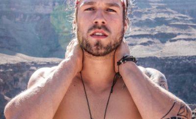 Köln 50667-Star Jeremy Grube nackt auf Instagram!