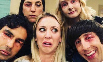 Big Bang Theory: Kaley Cuoco ruiniert Hochzeitsbild!