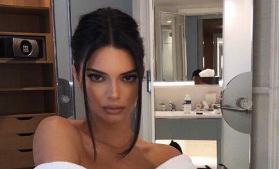 Kendall Jenner: Oben Ohne-Bild enthüllt Photoshop-Fail!