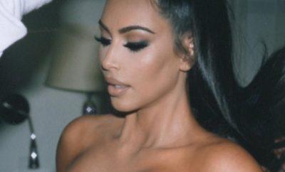 Kim Kardashian: Vibrator treibt ihr die Röte ins Gesicht!