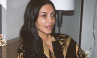 Kim Kardashian: Nacktbild ihrer Kinder spaltet Fangemeinde!