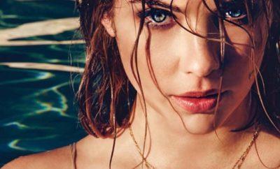 Pretty Little Liars-Star Ashley Benson: Sexy Oben Ohne-Bild!