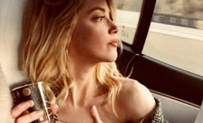 Vito Schnabel nach Trennung von Heidi Klum mit Amber Heard erwischt!