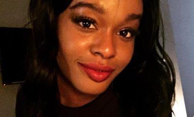 Azealia Banks lenkt mit nackten Tatsachen von Twitter-Tirade ab!