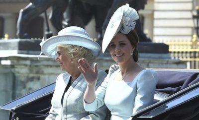 Kate Middleton: Bittere Tränen bei Geburtstag der Queen.
